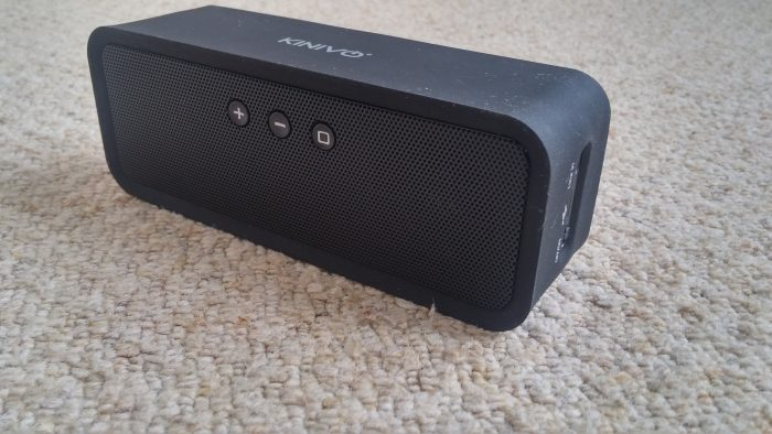 Kinivo BT270 Bluetooth speaker review