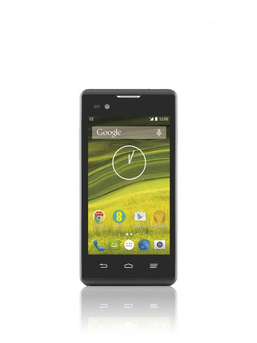 EE launch branded Rook 4G smartphone
