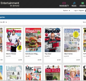 Get Heat in your pocket, or My Weekly in your hand. Sainsburys Magazine app now available.