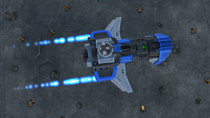 Fancy a scenic 3D strategy experience? Give Galaxy Control a try
