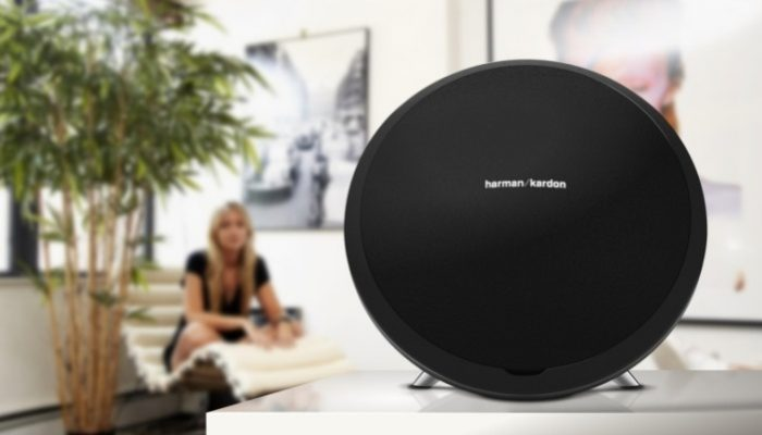 Hang on, why did nobody ever tell me that Harman Kardon made Bluetooth speakers?