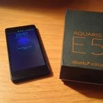BQ Aquarius E5 – Unboxing