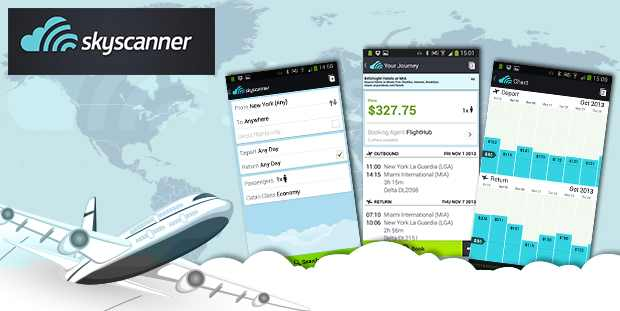Skyscanner Flights   A real world test