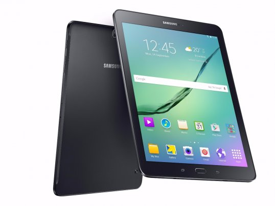 Samsung unveils the Galaxy Tab S2
