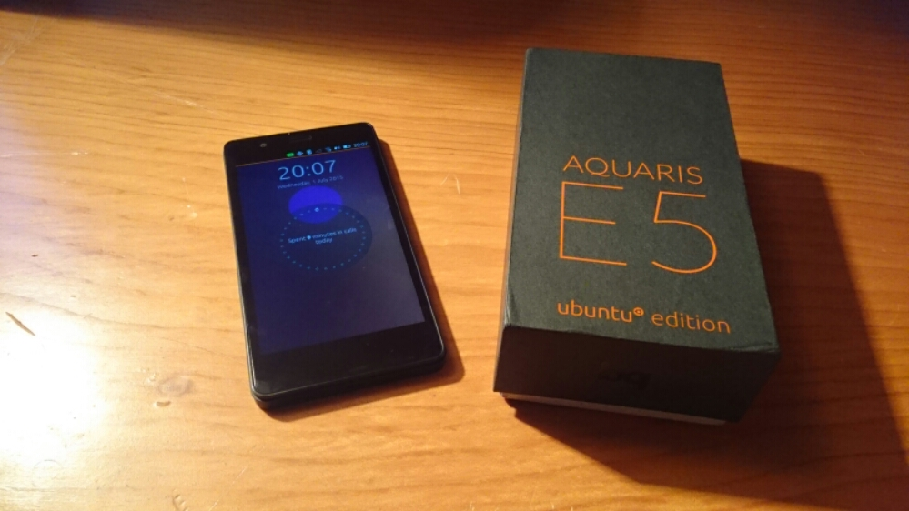BQ Aquarius E5 Ubuntu Edition   Review