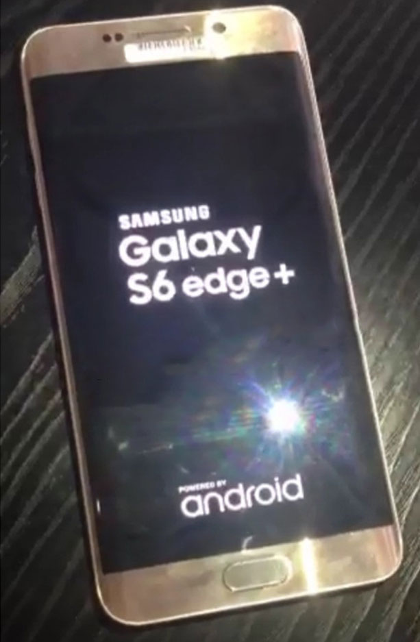 Note 5 and Galaxy S6 Edge Plus revealed.