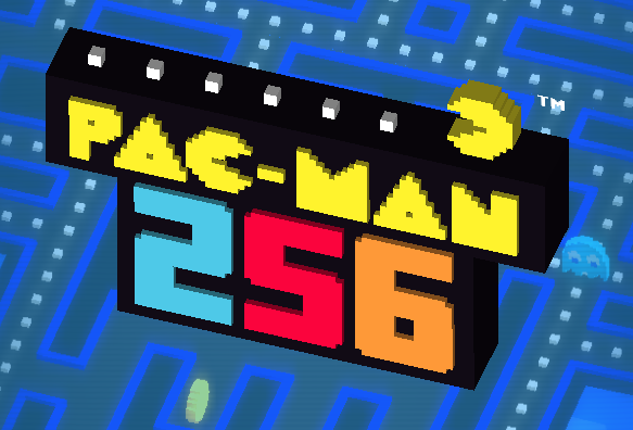 Pac Man 256   A review of a modern take on a true classic