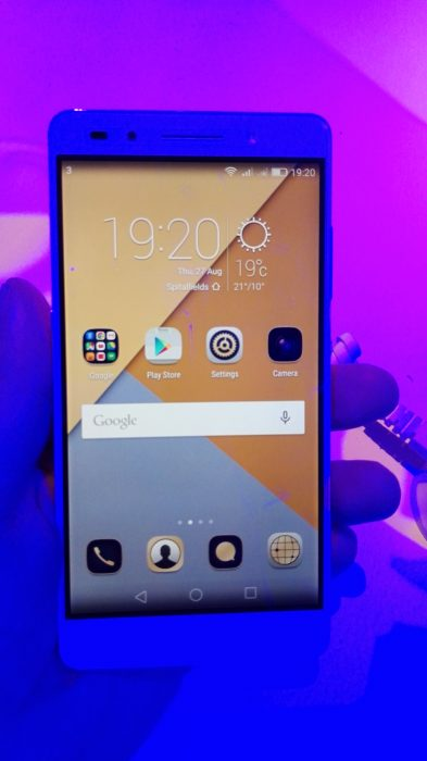Honor 7 Ready to buy here in the UK, plus a few other surprises