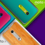 Motorola Triple Product Launch