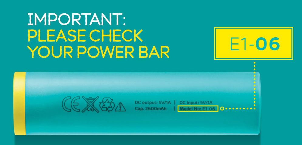 EE recall some Power Bar units   How to tell if your Power Bar is affected.
