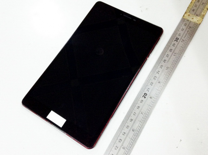 Upcoming tablet 8 coming to the Google estate?