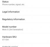 Motorola Moto G 3rd gen   Review
