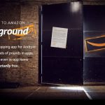 Amazon offers advert free apps for absolutely nothing on the Underground