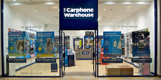 Carphone Warehouse sites hacked. Your data, everywhere.