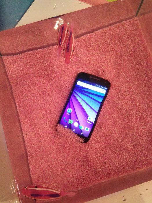 Motorola Triple Product Launch