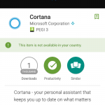 Get Cortana for Android right now…. If you're in America