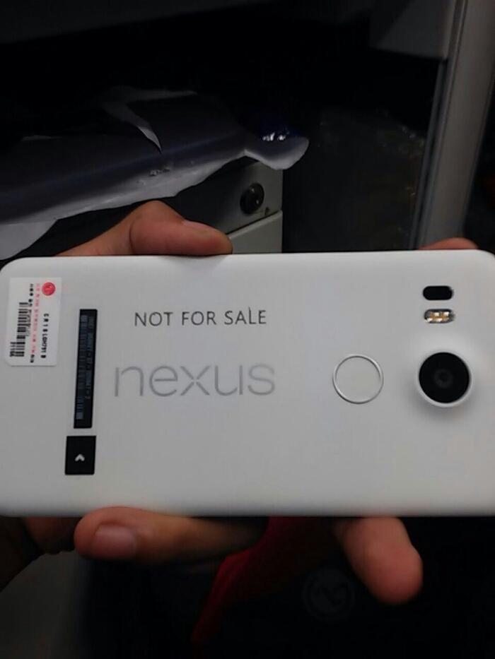 2015 Nexus photo leaks.