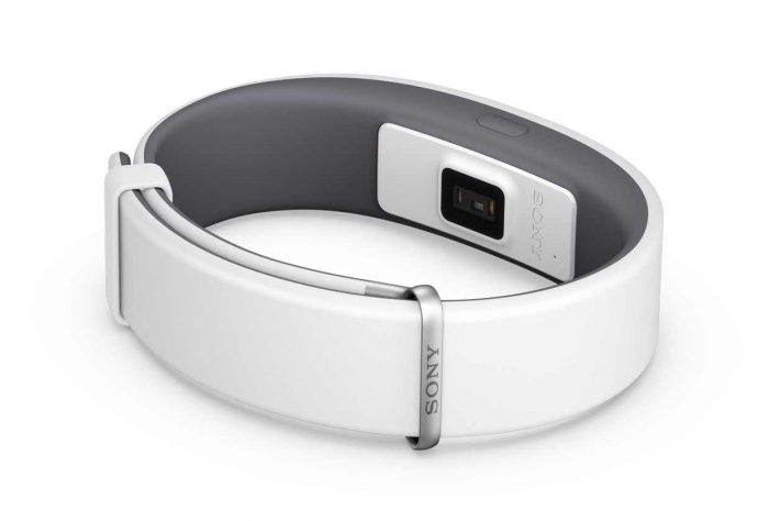 Sony announce the new SmartBand 2