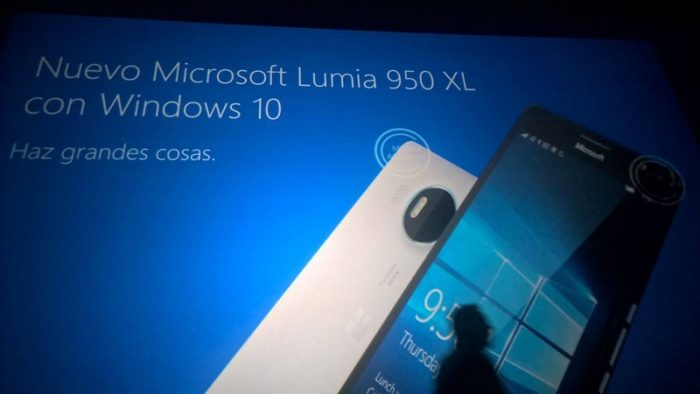 New Microsoft Lumia 950, 950 XL revealed.
