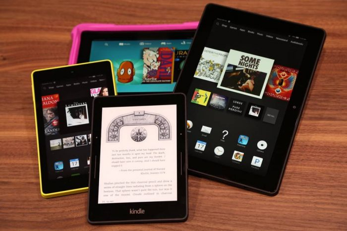 Amazon poised to release a £30 tablet for Christmas