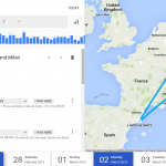 Where have you been this year? Find out easily with Google Timeline