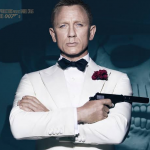 The name's Bond, James… wait, I just need to take a call on my SONY phone..