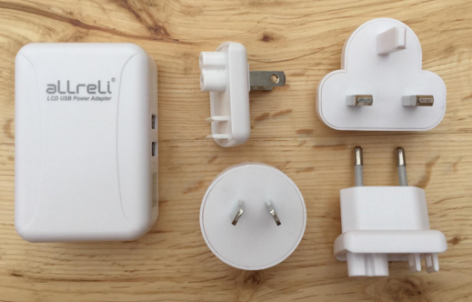 aLLreLi Dual Port USB Travel Charger   Review