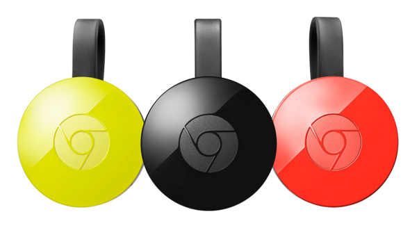 New Google Chromecast, Chromecast Audio and the old Google Chromecast too
