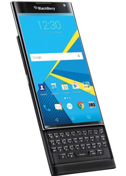 Blackberrys Android powered Venice becomes Priv