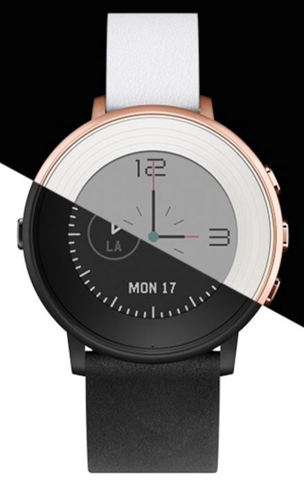 Pebble announce the Pebble Time Round