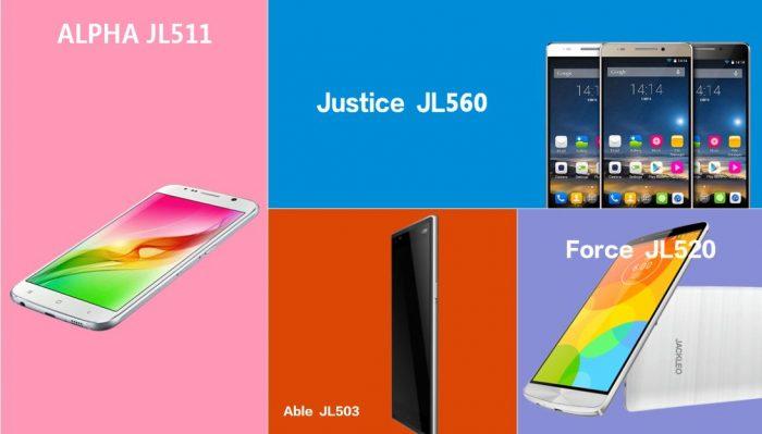 Introducing JACKLEO, DOOGEE, and their smartphones. We think.