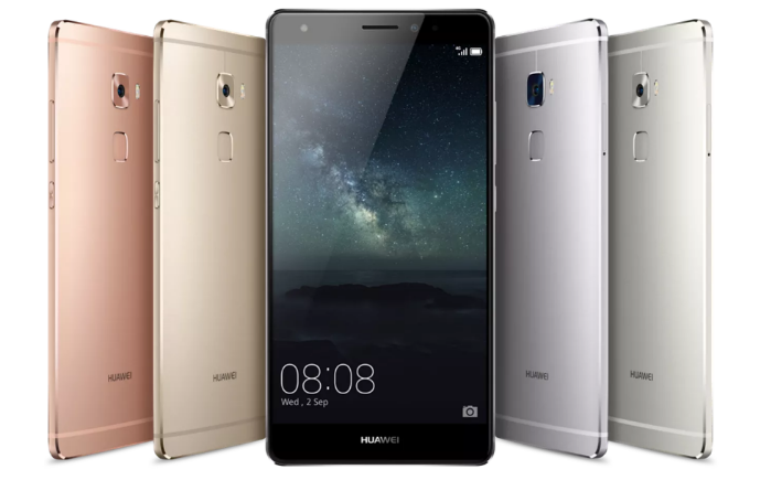 IFA   Revealed at last, the Huawei Mate S   Update