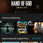 Amazon instant video update. Now you can download movies