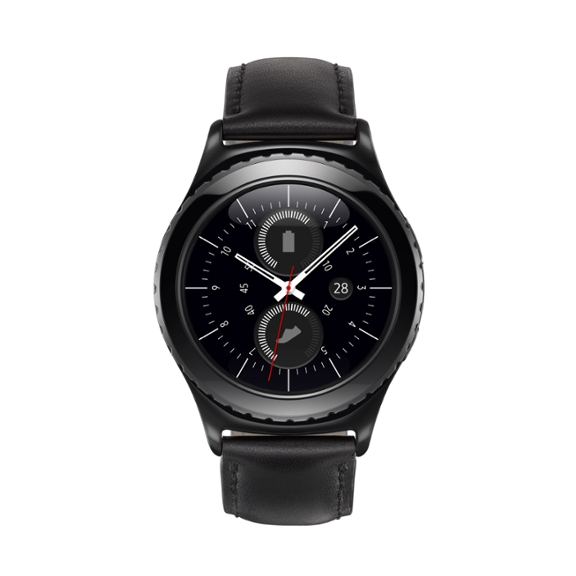 IFA   Samsung unveil the Gear S2 and Gear S2 classic
