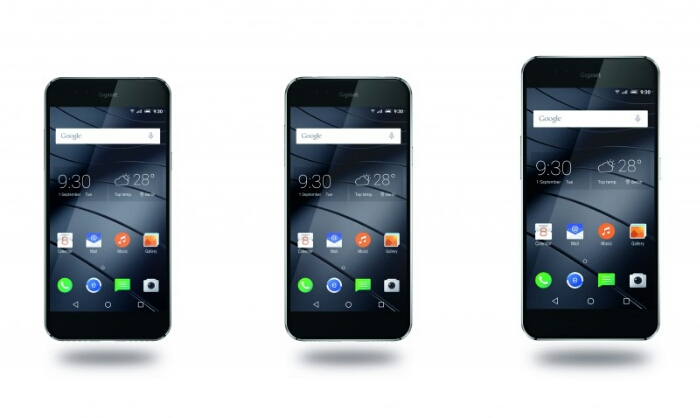IFA   GIGASET launch the ME smartphone range