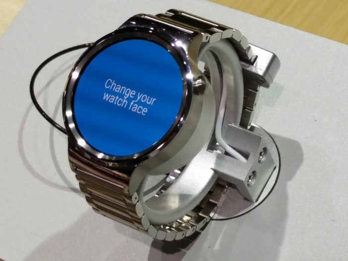IFA   Huawei Watch officially released