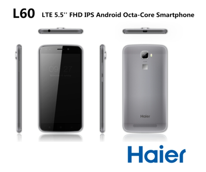 IFA   Haier announces 5 new phones