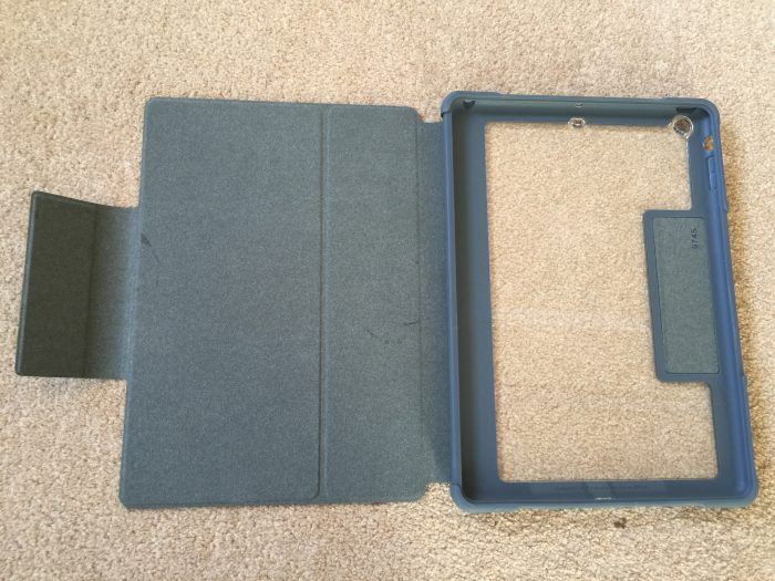 Dux iPad Air case   Review