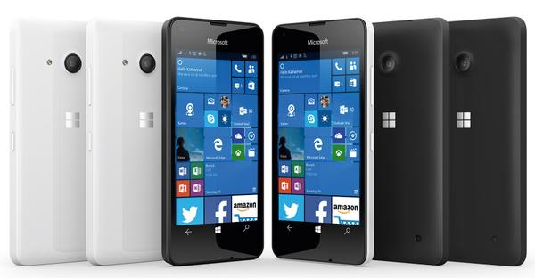 Rumoured Lumia 550 makes and appearance on the web