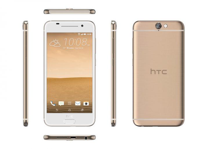HTC One A9 6V TopazGold15Aug31