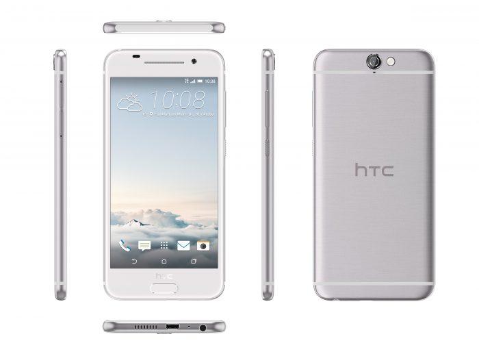 HTC One A9 Aero 6V OpalSilver