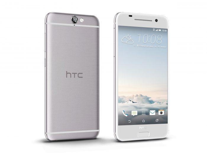 HTC One A9 Aero PerRight OpalSilver
