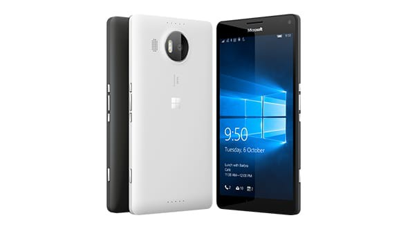 Microsoft Lumia 950 and 950XL already reduced