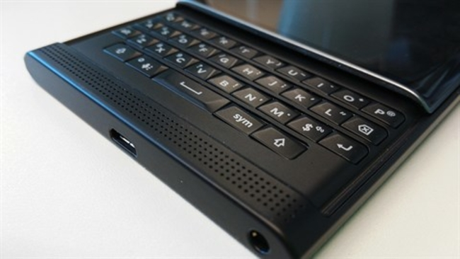 Blackberry Priv official!