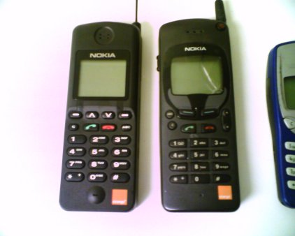 Exploring the evolution of mobile phones