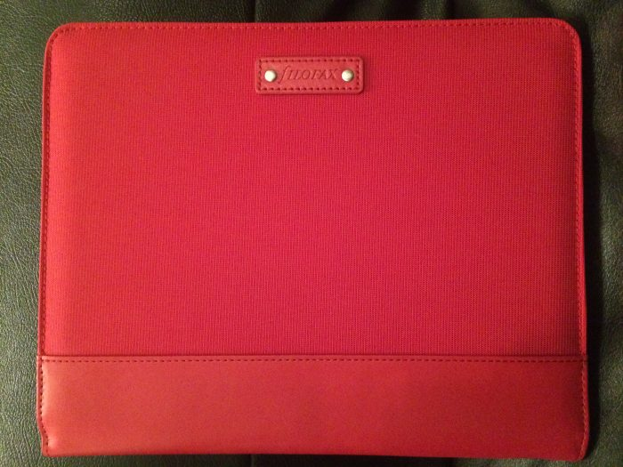 Filofax iPad Case   Review