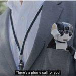 'Cute' Smartphone – RoBoHoN