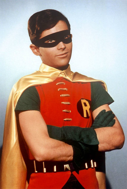 EE launch a superhero for your kids   The Robin