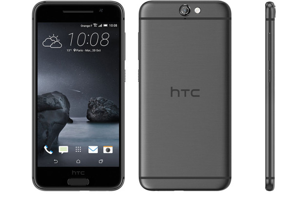 Orange list the HTC One A9