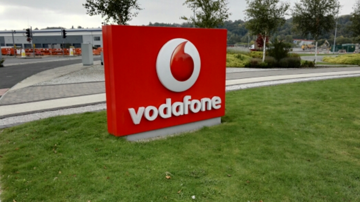Vodafone get into the home phone and broadband game